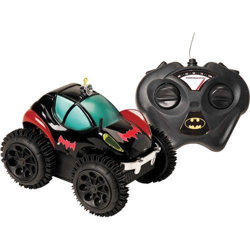 Carrinho Controle Remoto Batman Veiculo de Manobras 3f.