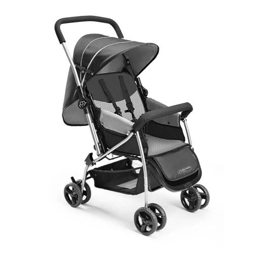 Carrinho de Bebê Berço Flip BB505 Multikids - Preto