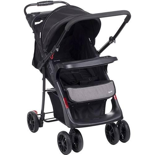 Carrinho de Bebê Infanti Shift Onyx - Preto