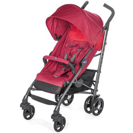 Carrinho de Bebê Lite Way 3 Red Berry - Chicco