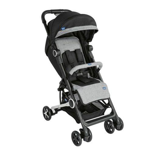 Carrinho de Bebê Miinimo 2 15kg Black Night - Chicco