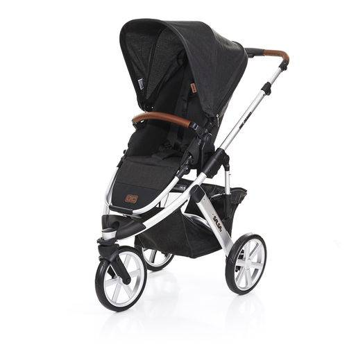 Carrinho de Bebê Salsa 3 ABC Design Piano (6 Meses a 15kg)