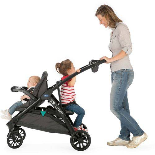 Carrinho de Bebê Stroll'in'2 Octane Chicco