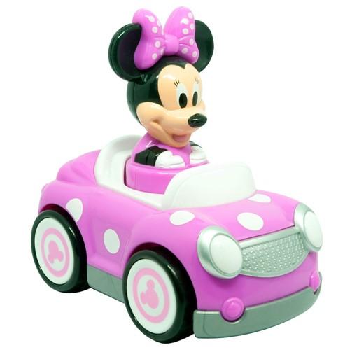 Carrinho de Friccao - Top Racers - Minnie Mouse