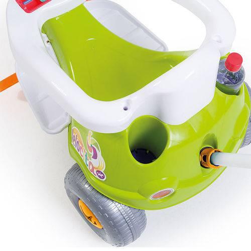 Carrinho Infantil Velocita com Aro Protetor Verde/Azul 953 - Calesita