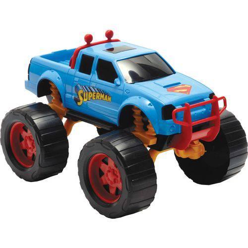 Carrinho Liga da Justica Strong Truck Candide Unidade