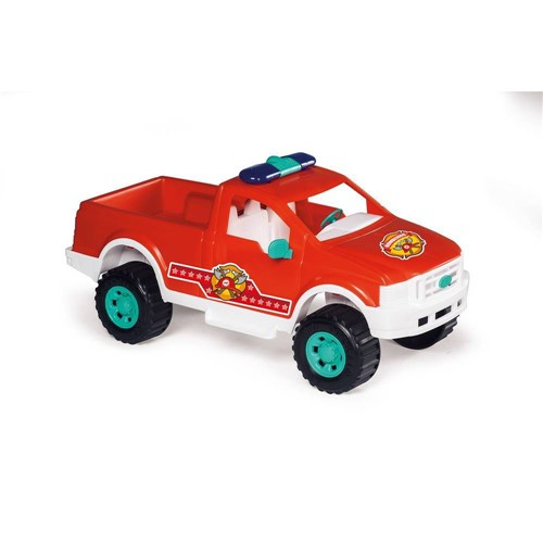 Carrinho Pick-Up Bombeiro - Calesita