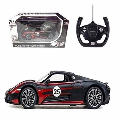 Carro com Controle Remoto Porsche Spyder