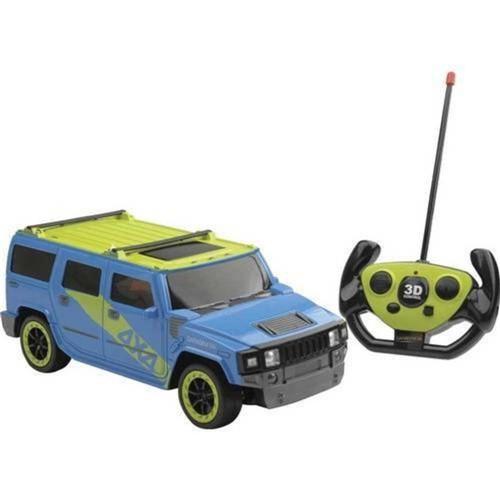 Carro Controle Remoto Cruiser Azul - Candide