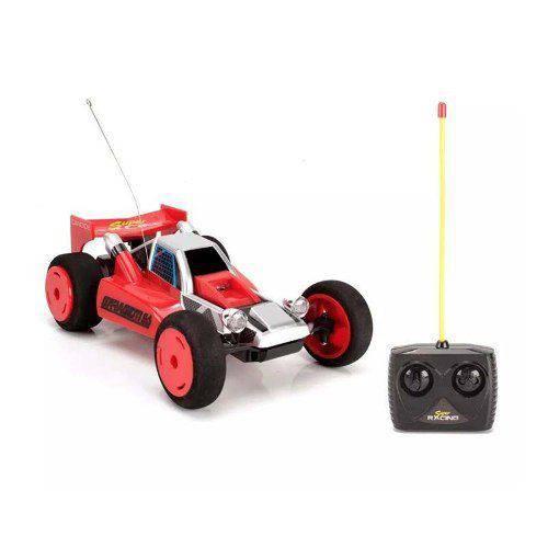 Carro Controle Remoto Super Racing Vermelho - Candide