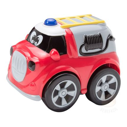 Carro de Bombeiro Turbo Team (24m+) - Chicco