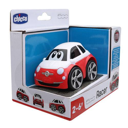 Carro de Brinquedo Chicco Turbo Touch Stunt Fiat 500