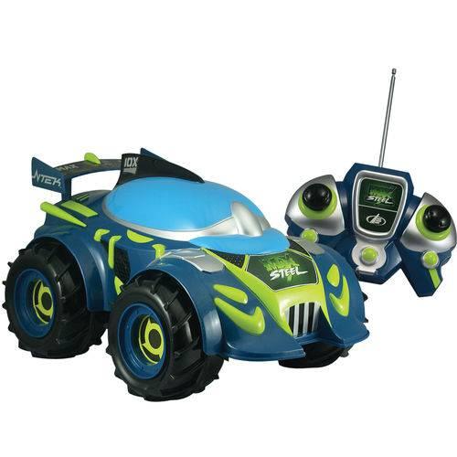 Carro de Controle Remoto - Max Steel Aqua Battle - Candide