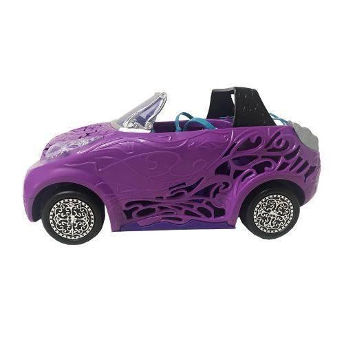 Carro de Controle Remoto Monster High Dark Spirit - Candide