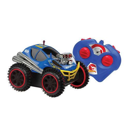 Carro de Controle Remoto Turbo Tumbling Hot Wheels - Candide