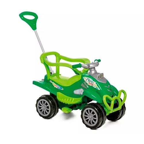 Carro de Pedal e Passeio Cross Turbo 967 Calesita Verde