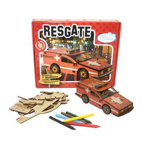 Carro de Resgate - Coleção S.o.s.