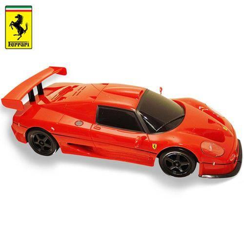 Carro Ferrari 1:20 Controle Remoto 7 Funções - F50 27mhz - Candide