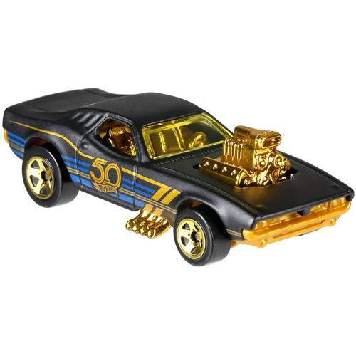 Carro Hot Wheels - 50th Rodger Dodger