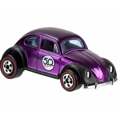 Carro Hot Wheels - 50th Volkswagen Beetle 2/5