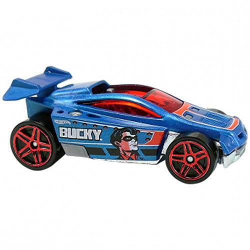 Carro Hot Wheels - Captain America Bucky Spectyle Djk75