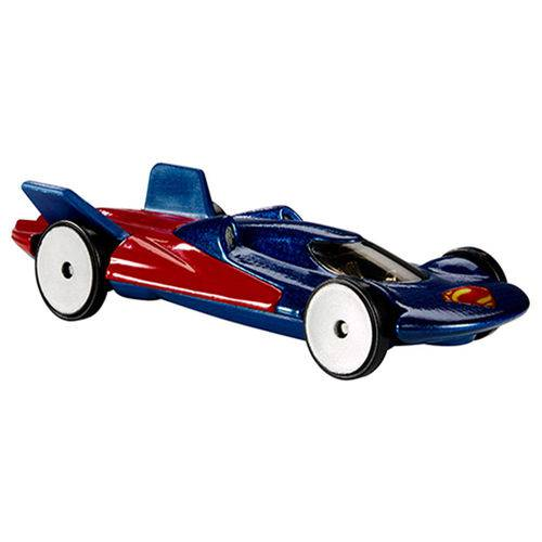 Carro Hot Wheels - Dc Comics Man Of Steel