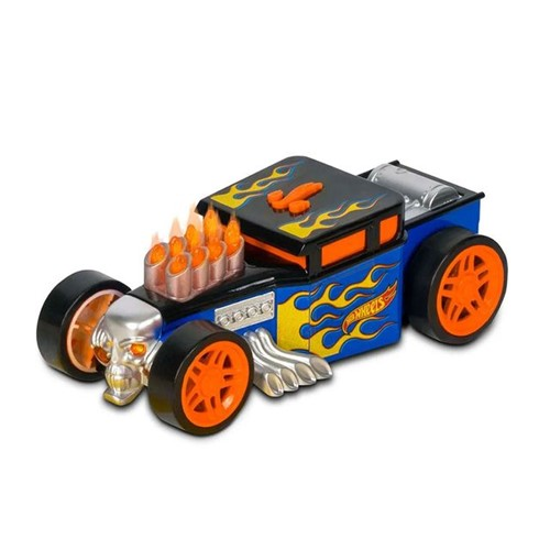 Carro Hot Wheels Road Rippers Flame Thrower 4800 DTC Bone Shaker Bone Shaker