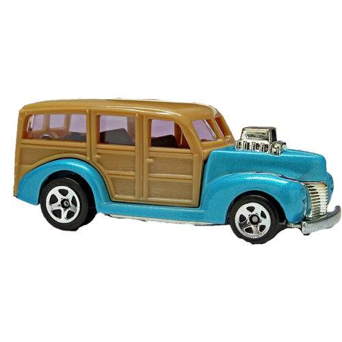 Carro Hot Wheels - Road Trippin Woodie Cbj03