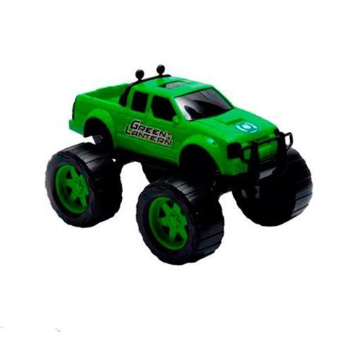 Carro Truck Liga da Justiça Candide Lanterna Verde Lanterna Verde