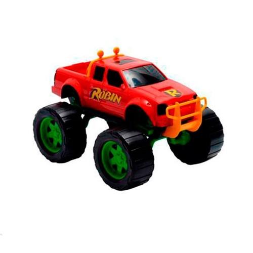 Carro Truck Liga da Justiça Candide Robin Robin