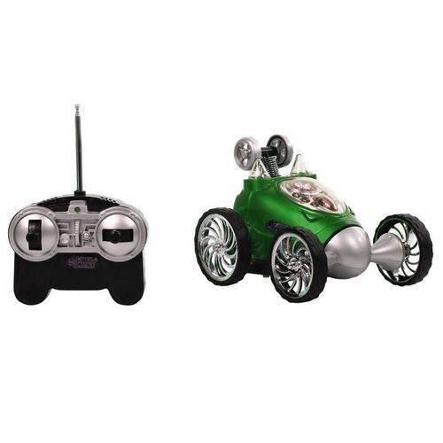 Carro Turbo Twist Controle Remoto Verde - Dtc