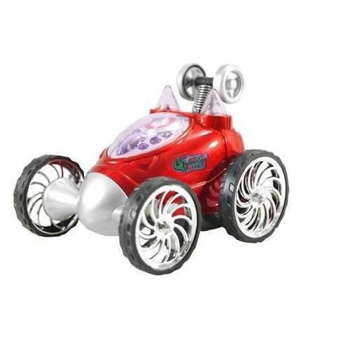 Carro Turbo Twist Controle Remoto Vermelho - DTC