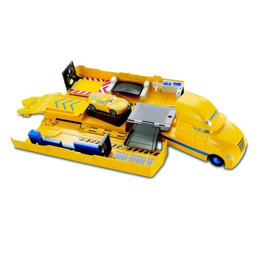 Carros Conjuntos Transporte Grande Cruz Ramirez - Mattel