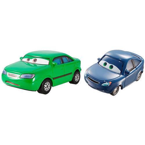 Carros Dan Sclarkenberg e Kim Carllins - Mattel