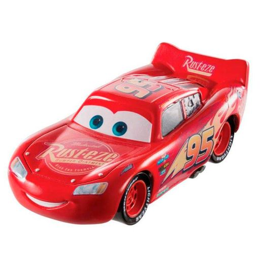 Carros 3 Diecast McQueen - Mattel