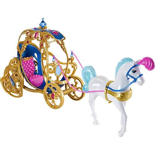 Carruagem da Cinderela Disney Mattel