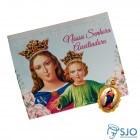 Cartão com Medalha de Nossa Senhora Auxiliadora | SJO Artigos Religiosos