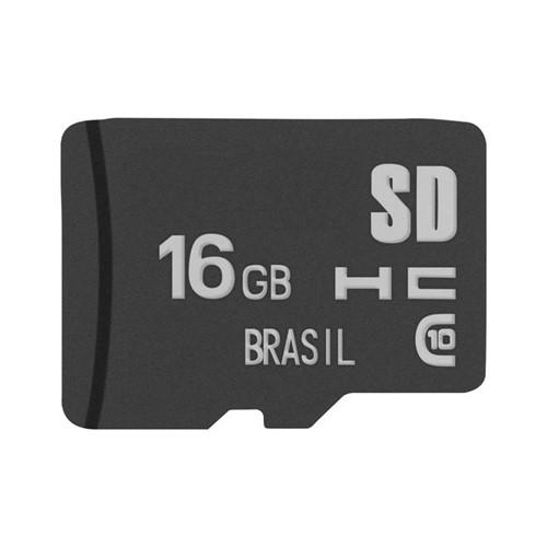 Cartão de Memória 16GB MC143 Multilaser