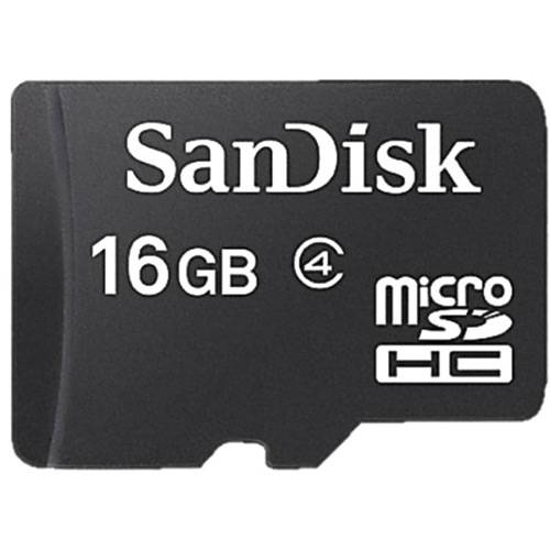 Cartão de Memória 16gb Micro Sdadapt