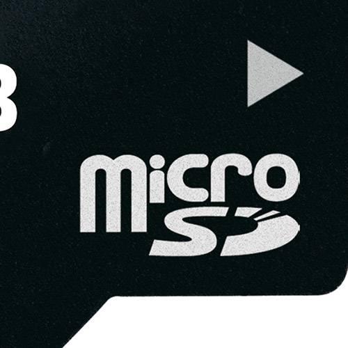 Cartão de Memória Multilaser MicroSD 4GB com Adaptador para SD