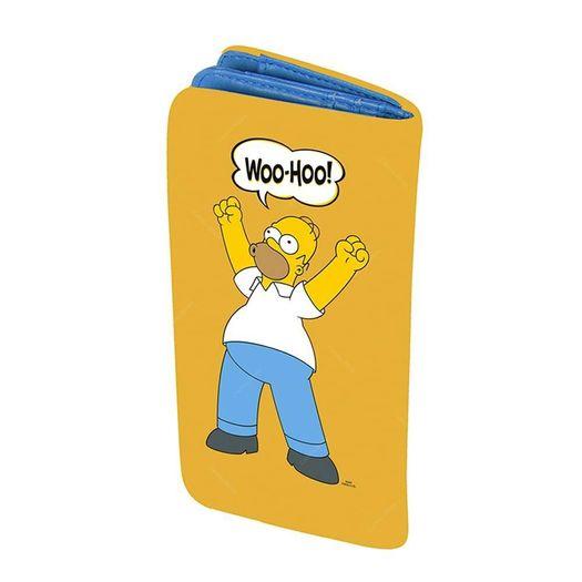 Carteira Homer Simpson Amarela 250067 Tvs