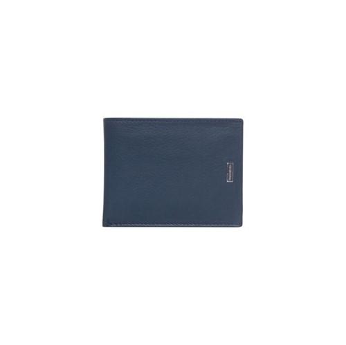 Carteira Nyx C/ Compartimentos Azul