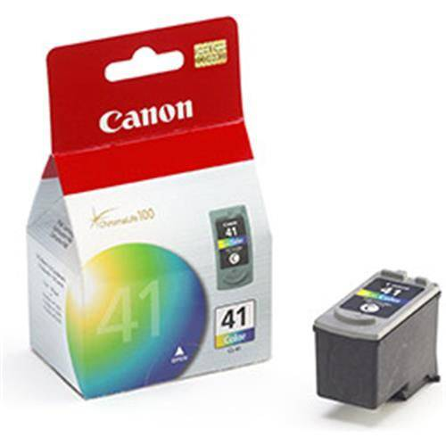 Cartucho Canon CL-41 Jato de Tinta Color 12ML - CL-41