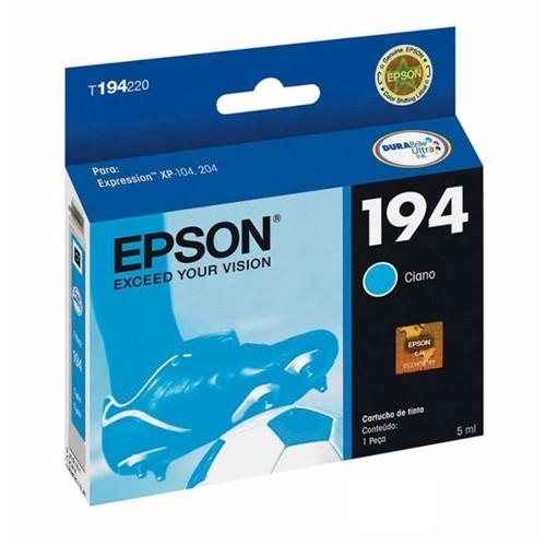 Cartucho Ciano T194220BR-Epson