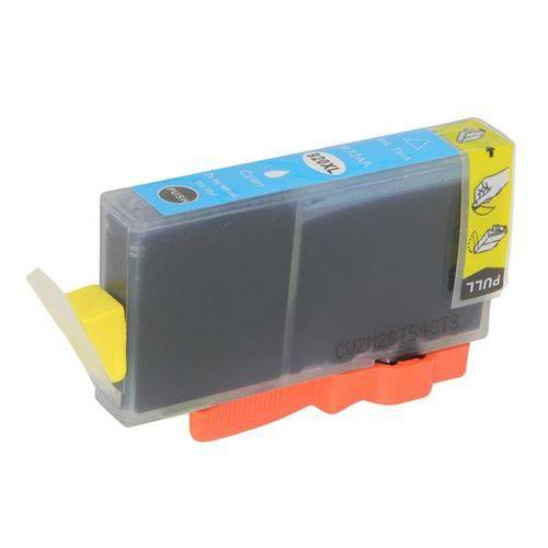 Cartucho Compatível com HP 920XL 920 CD972AL Cyan | Officejet 6000 6500 7500A E709 14ml