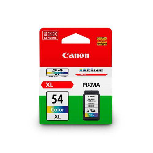 Cartucho de Tinta Canon Cl-54xl Color 12,6ml