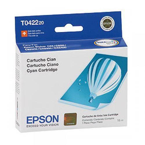 Cartucho de Tinta Epson To42220 Ciano