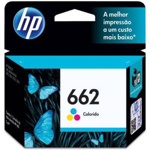 Cartucho de Tinta Hp 662 Xl Color Original