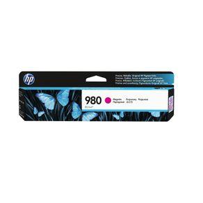 Cartucho de Tinta HP Officejet D8J08A 980 80,5 ML Magenta