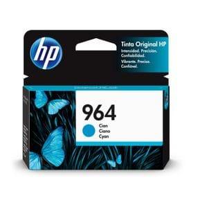 Cartucho de Tinta Officejet HP 964 3JA50AL Ciano